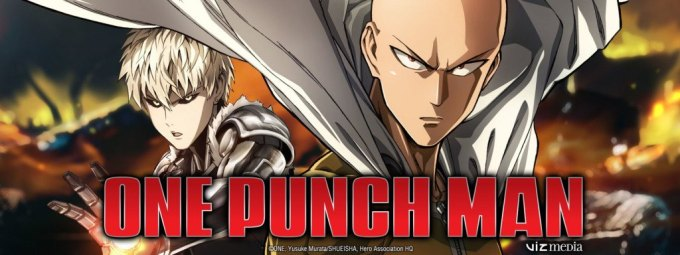 One punch man anime like overlord