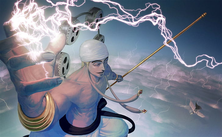 Enel (One Piece) - The most Powerful among anime lightning users