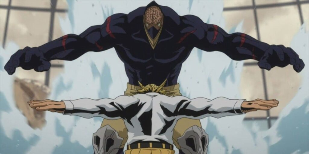 IV/ MY HERO ACADEMIA ARCS: SCA (chapter 12 to 21 of the manga and 9 to 13 of the anime)